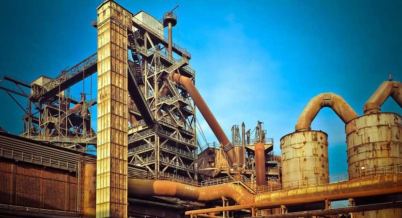 Industrie, fournitures et équipement